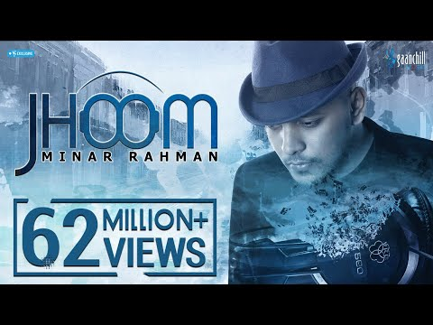 JHOOM  | Official Music Video | Minar Rahman  | Bangla  New Song | 2016