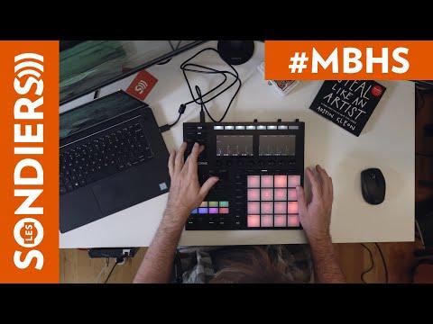 Comment j'ai produit un beat lofi hip hop (avec Maschine MK3)