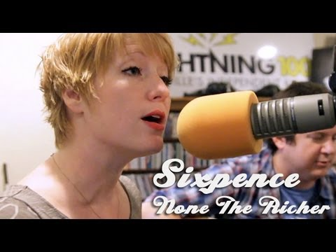 Sixpence None the Richer - Sooner Than Later - Live at Lightning 100