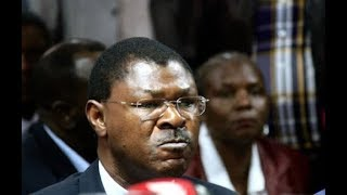 Moses Wetangula deconstructs Raila Odinga over handshake with Uhuru
