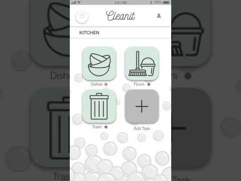 Cleanit App - DEMO