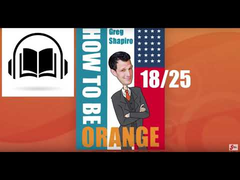How to Be Orange the Audiobook Ch. 18/25 'Dutch Housing and Full Frontal Nudity'