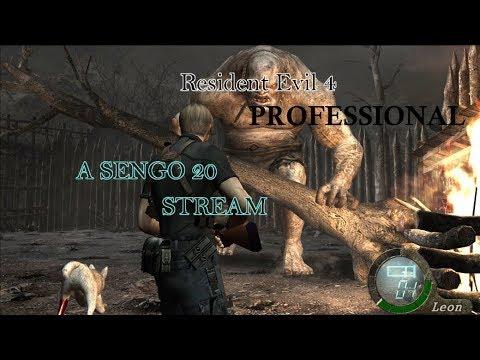 Resident Evil 4 Professional, Suit Leon