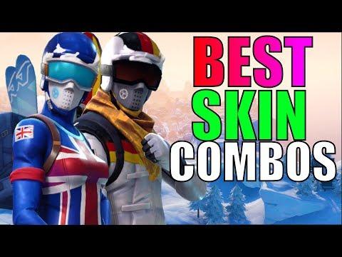 ALPINE ACE / MOGUL MASTER SKIN COMBOS! | Fortnite Skin Combos Season 7