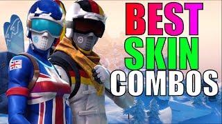 ALPINE ACE / MOGUL MASTER SKIN COMBOS! Fortnite Skin Combos Saison 7