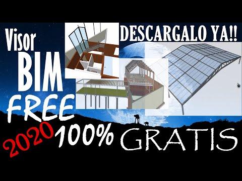 visor-bim-3d-2020-gratis-ligero-y-super-Útil-|-bimvision