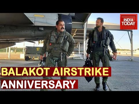 Balakot Airstrike Anniversary; IAF Chief RKS Bhadauria Flies MiG-21 In Srinagar