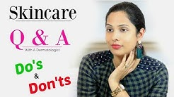 Skincare Q&A with a Dermatologist | Shruti Arjun Anand