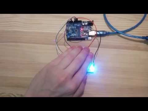 Урок 3 - Аналоговые входы-выходы Arduino. Фоторезистор. Последовательный порт