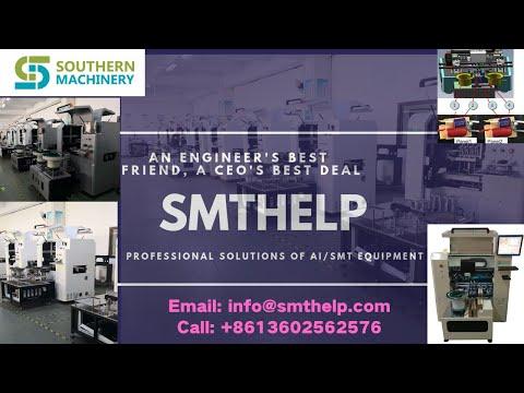 SMT machine running Videos | SMTHELP SMT Machine & Spare