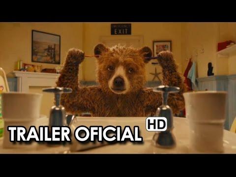 Paddington Tráiler Oficial en español (2015) - Nicole Kidman HD