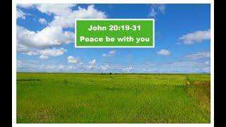 Forres Baptist Church - 28/2/21 - Rev Dr Jon Mackenzie