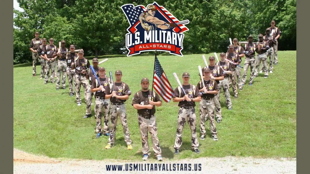 db1e6a21bc8e Join The U.S. Military All Stars TODAY! - YouTube
