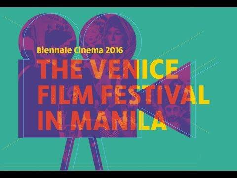 The Venice Film Festival in Manila - video trailer 1