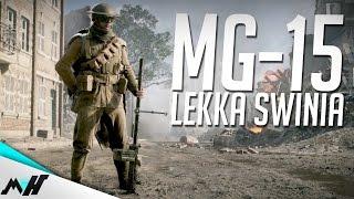 BATTLEFIELD 1 Multiplayer - MG15 Wersja Lekka [GAMEPLAY PL]