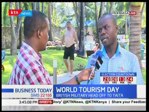 Mombasa residents react to increase in tourism numbers