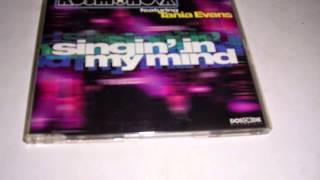 KOSMONOVA FEAT. TANIA EVANS CD