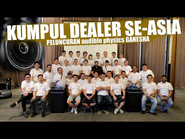 audible physics Asia Distributor Conference 2019