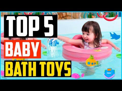 The 7 Best Bath Toys