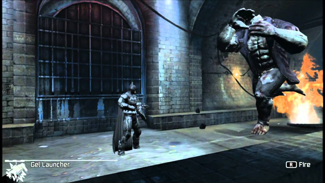 Batman Arkham Origins: Blackgate Gameplay #1 [PS Vita ...