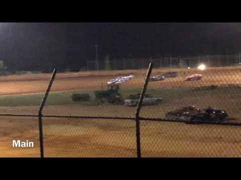 4/27/19 Stock 4 Harris Speedway