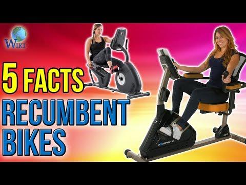 Recumbent Bikes: 5 Fast Facts
