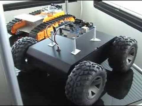 Telepresence Robots from RoboDynamics
