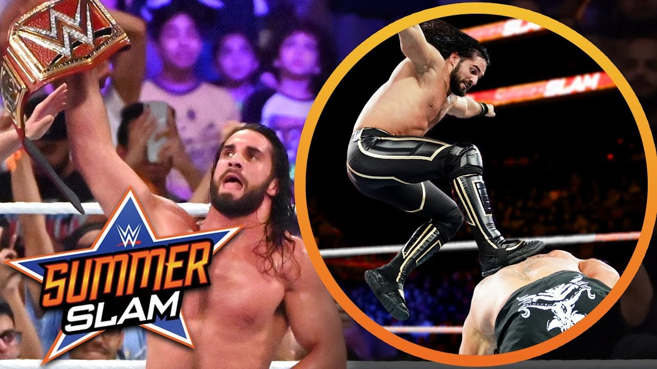 WWE SummerSlam 2019 Results: Will There Be Any Title Changes on Sunday?