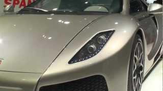 ジュネーブモーターショー 2012 GTA MOTOR: GTA SPANO