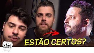 Baixar ZÉ NETO E CRISTIANO FAZ BRINCADEIRA E GERA POLÊMICA!!!