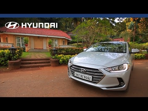 Hyundai | All New Elantra | Top Gear Drive