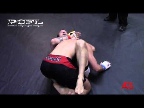 """Prison"" City Fight League  FRANK THOMAS VS TRAVIS ELLUL #155 (Belt Fight)"