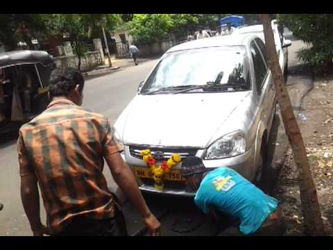 Thane RTO breaking traffic law