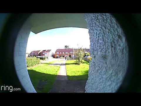 @Ring door bell video