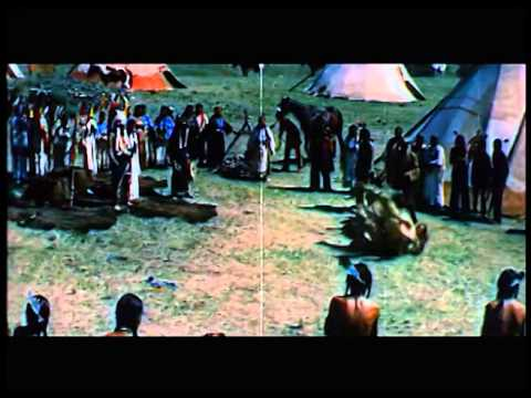 Chief Crazy Horse 1955 Trailer Youtube