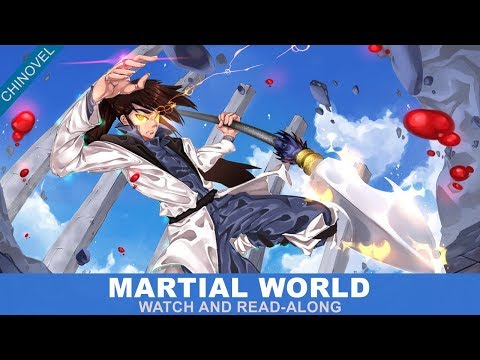 Martial World, Chapter 142 – Heavy Profound Soft Spear!
