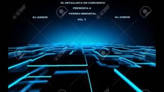 LA RASQUIÑITA CON PERREO INMORTAL A CARGO DE DJ JUNIOR (EL DETALLISTA EN CONCIERTO)