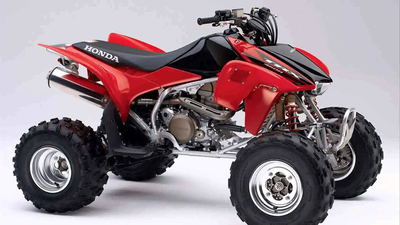 Trx450R For Sale >> honda trx450er - YouTube