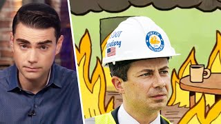 Pete Buttigieg Disappears For TWO MONTHS During Supply Chain CRISIS