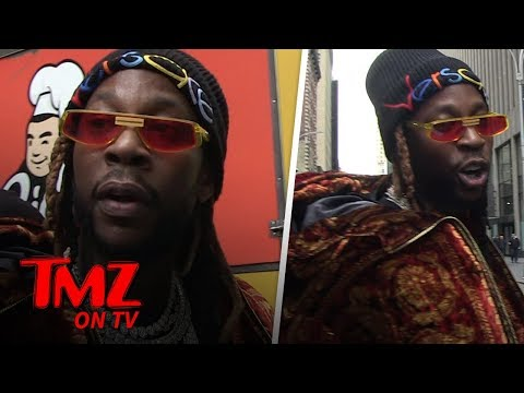 2 Chainz Gets Help From LeBron For His New Album | TMZ TV
