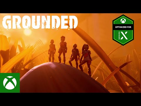 Grounded - Official Launch Trailer