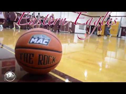 Eastern University Basketball Highlights