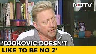 Novak Djokovic Can be World No. 1 Again: Boris Becker to NDTV