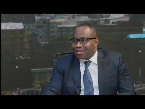 CEO NSIA, Uche Orji Speaks on the status of Nigeria's wealth fund and the Second Niger Bridge