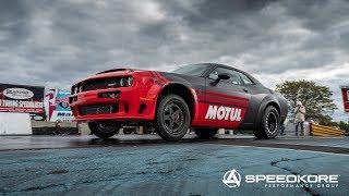 SpeedKore Breaks Record for Fastest Dodge Demon!