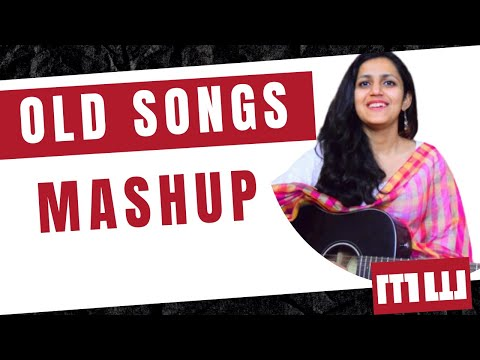 Old Songs Mashup Guitar Lesson | Guitar Chords | Old Bollywood Songs (Must Watch)
