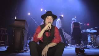 Yann Perreau présente À genoux dans le désir