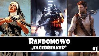 Randomowo [PS3] - FaceBreaker - 5 sposobów jak się bić!  #1