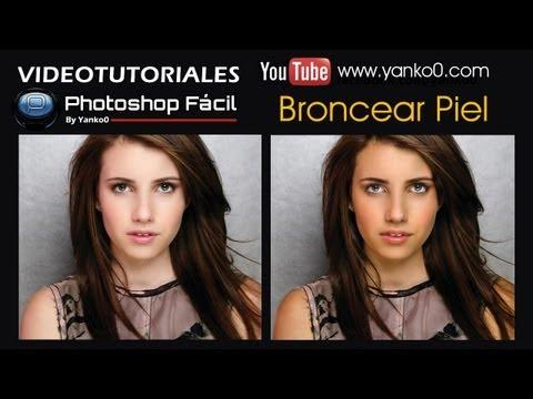 Broncear Piel Photoshop Fácil by Yanko0