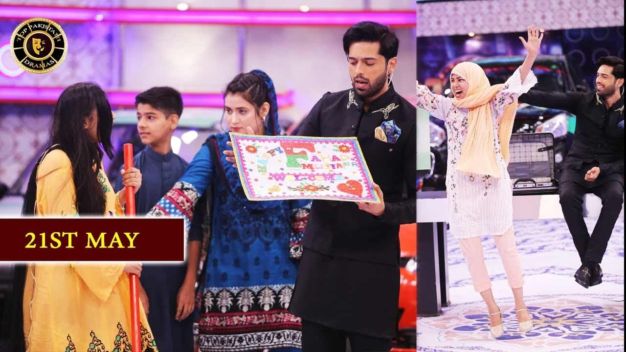 Jeeto Pakistan | Guest: Feroze Khan | Top Pakistani